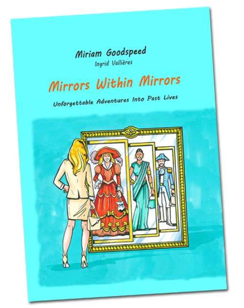 "Buch ""Mirrors Within Mirrors"""